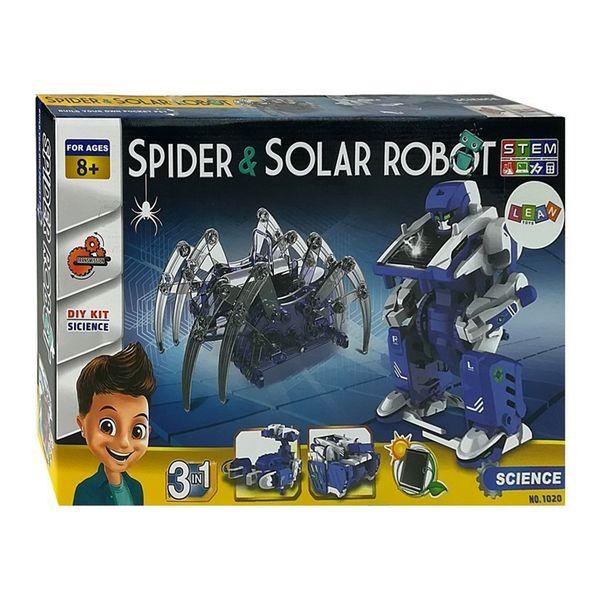 کیت آموزشی مدل ساخت ربات کد 012