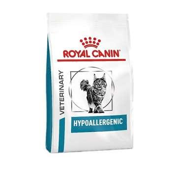 غذای خشک گربه رویال کنین مدل HYPOALLERGENIC وزن 2.5 کیلوگرم
