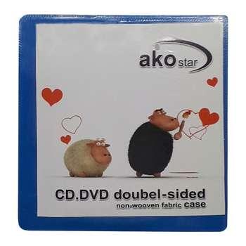 کاور سی دی Ako Star کد C13 بسته 100 عددی