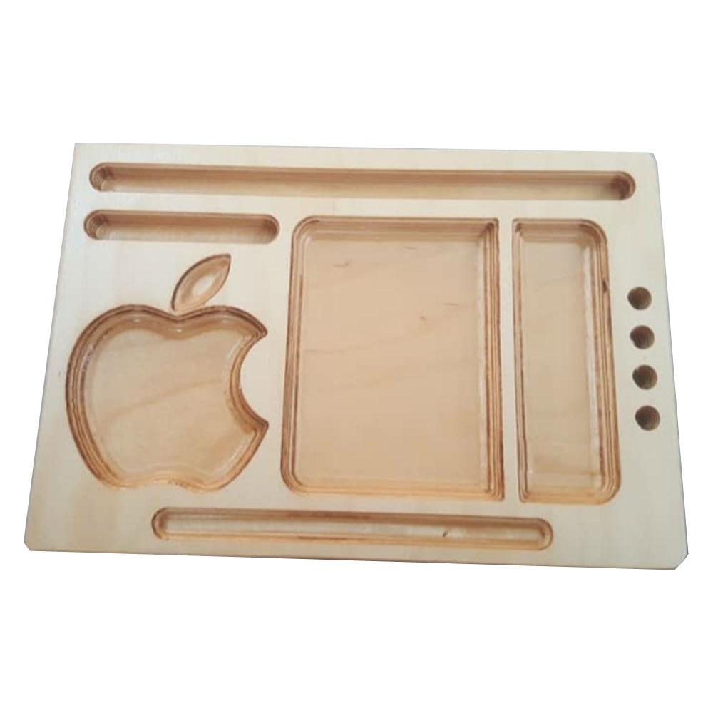 پایه نگهدارنده گوشی موبایل و تبلت مدل سیب کد 1050                     غیر اصل