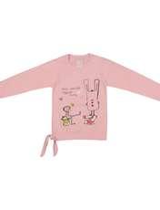 تی شرت دخترانه سون پون مدل 1391358-21 -  - 1