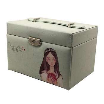 جعبه جواهرات مدل girl کد C1101-14