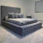 تخت خواب دونفره مدل میلان سایز 160×200 سانتی متر thumb