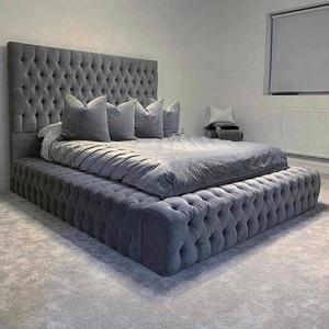 تخت خواب دونفره مدل میلان سایز 160×200 سانتی متر