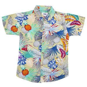 پیراهن پسرانه مدل هاوایی کد rosh34