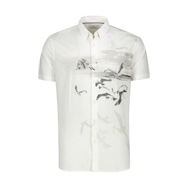 پیراهن مردانه کالینز مدل CL1033230-WHITE