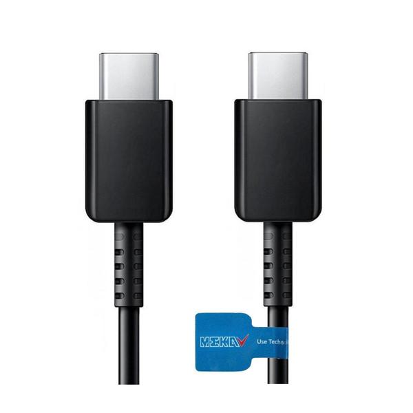 کابل USB-C مکا مدل MCU55 طول 1 متر
