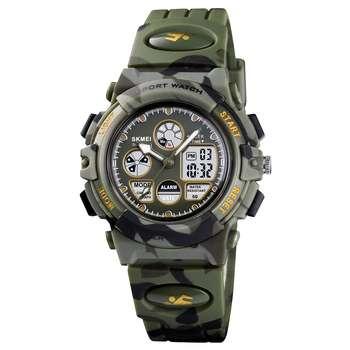 ساعت مچی عقربه ای پسرانه اسکمی مدل 1573