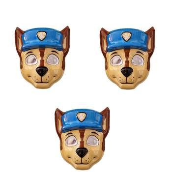 ماسک کودک طرح چیس بسته 3 عددی
