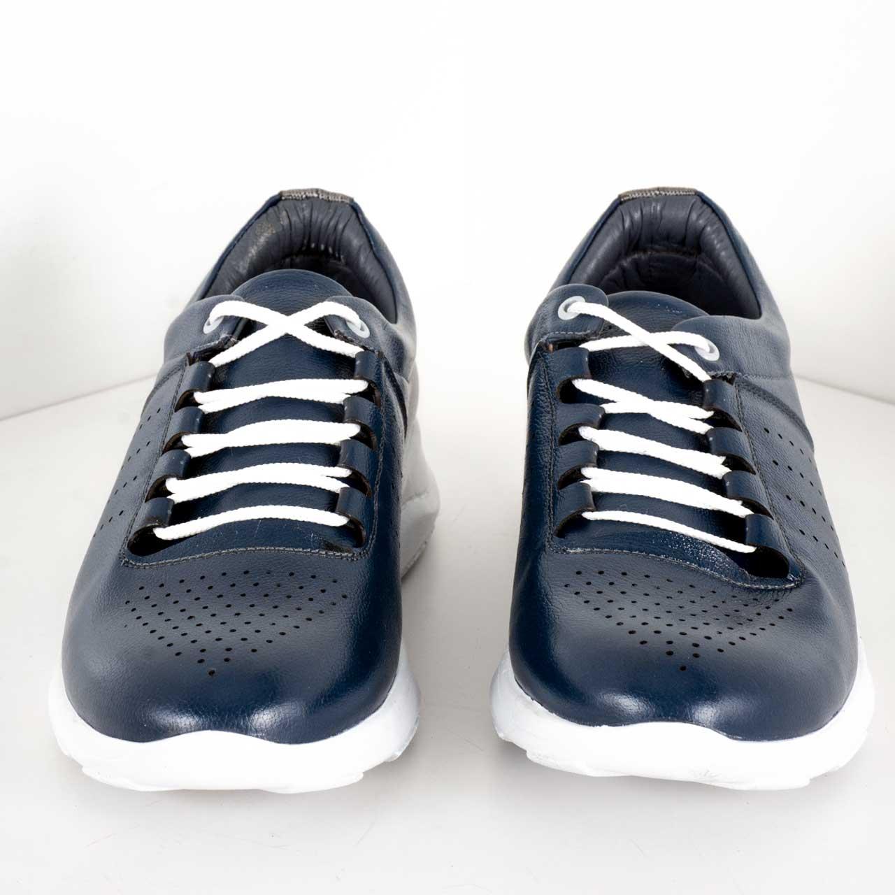 کفش روزمره مردانه پارینه چرم مدل SHO176-11 -  - 7