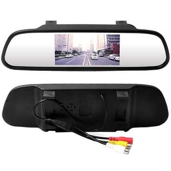 آینه مانیتور دار و دوربین دنده عقب خودرو کانن مدل R51
