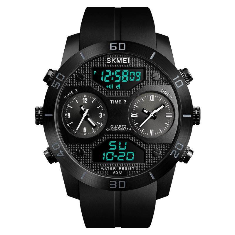 ساعت مچی عقربه ای مردانه اسکمی مدل 1355M-NP
