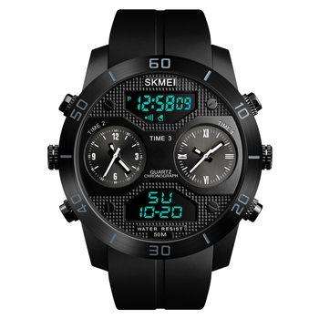 ساعت مچی عقربه ای مردانه اسکمی مدل 55-13 کد 03