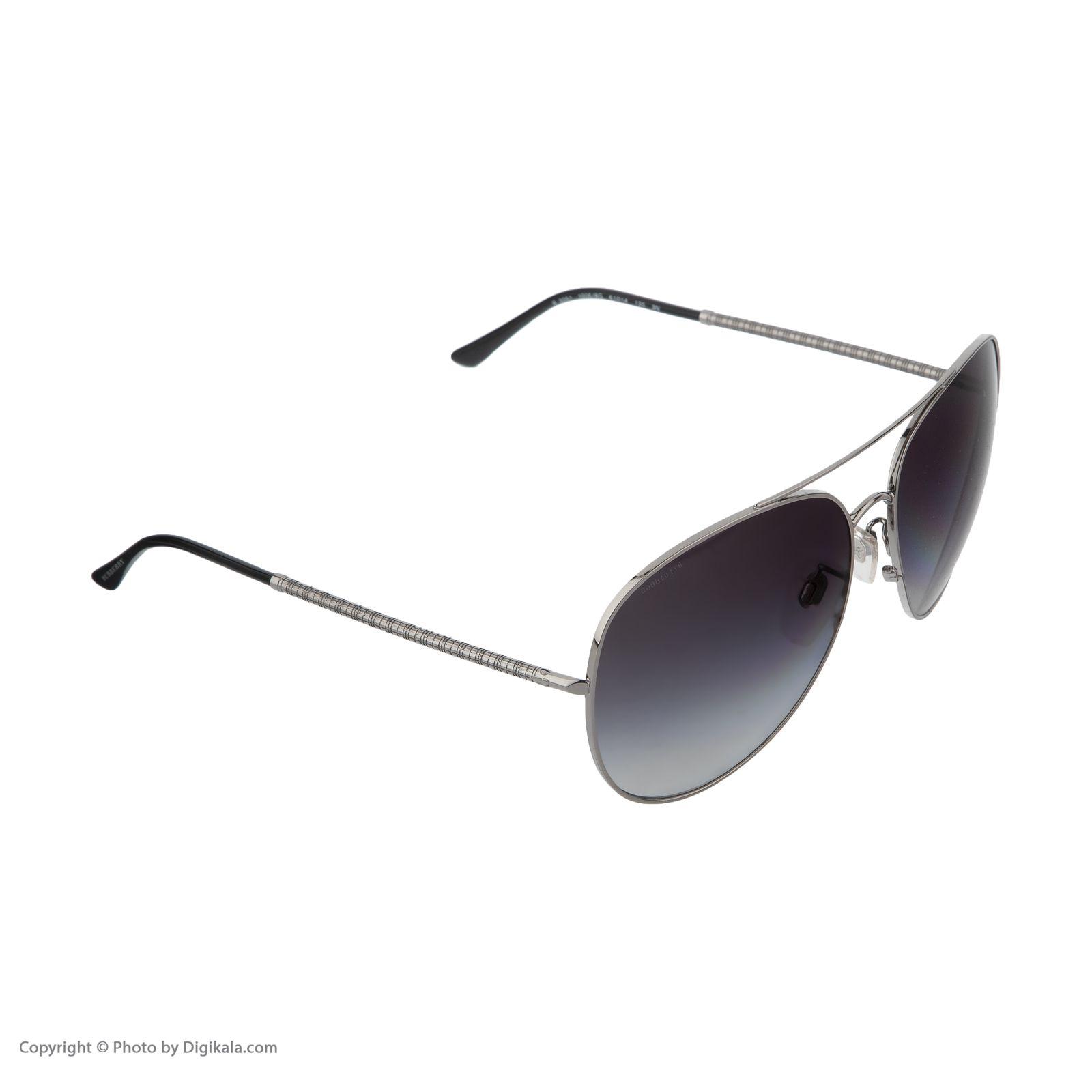 عینک آفتابی زنانه بربری مدل BE 3051S 10068G 61 -  - 4