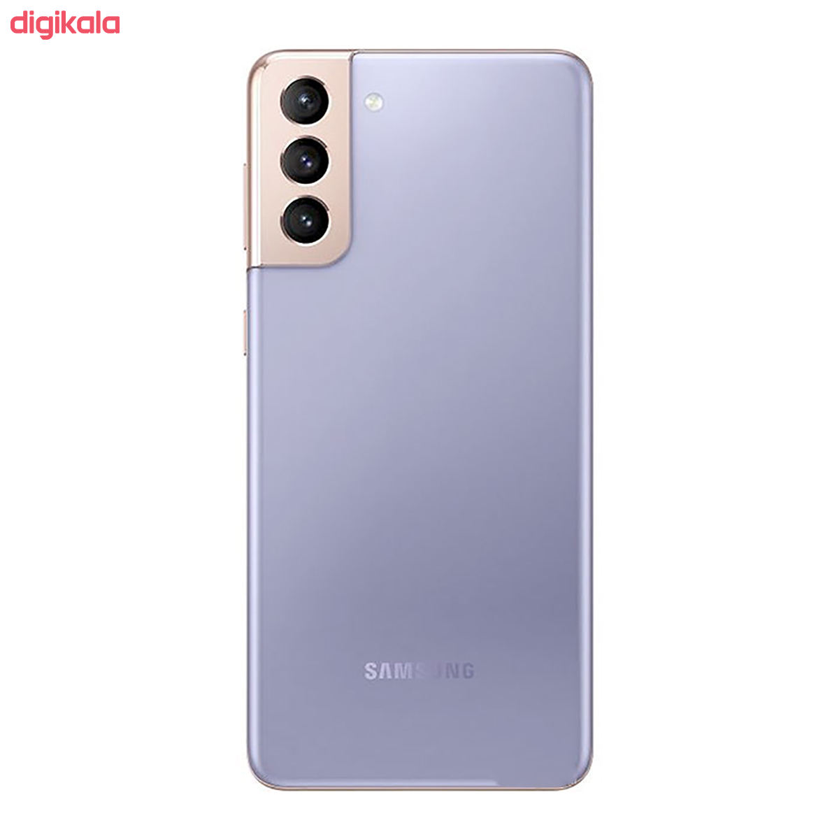 گوشی موبایل سامسونگ مدل Galaxy S21 Plus 5G SM-G996B/DS دو سیم کارت ظرفیت 256 گیگابایت و رم 8 گیگابایت main 1 2