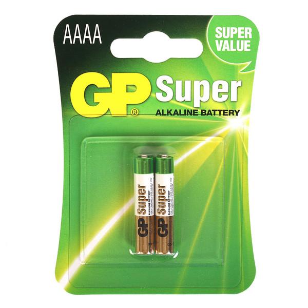 باتری AAAA جی پی مدل Super بسته 2 عددی