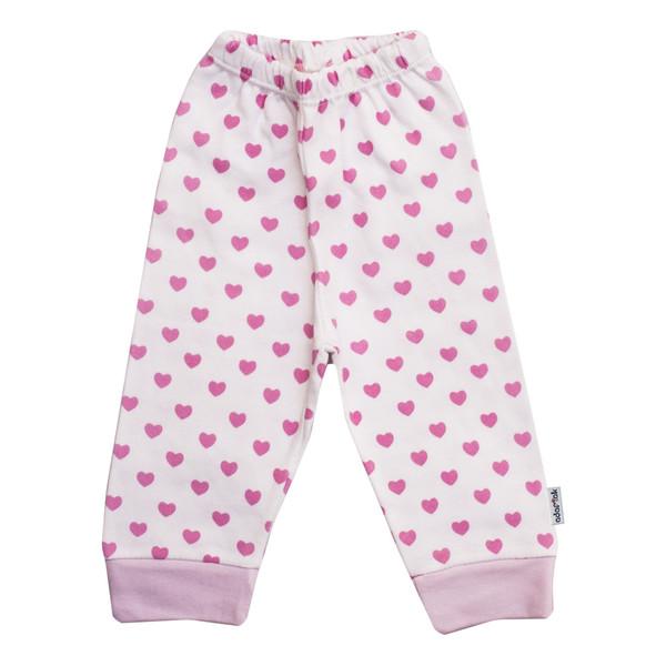 شلوار نوزادی آدمک مدل قلب کد 282600