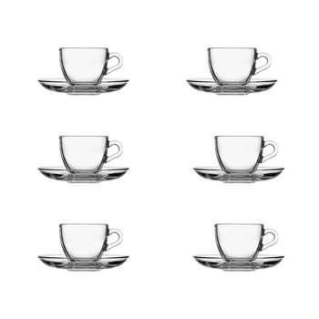 سرویس چای خوری 12 پارچه پاشاباغچه مدل Bisik کد 97984