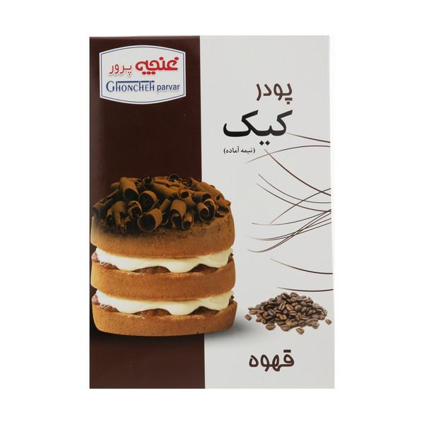 پودر کیک قهوه غنچه پرور - 500 گرم