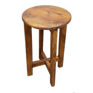 چهارپایه مدل چوبی v55