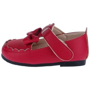 کفش دخترانه مدل عروسکی رنگ قرمز