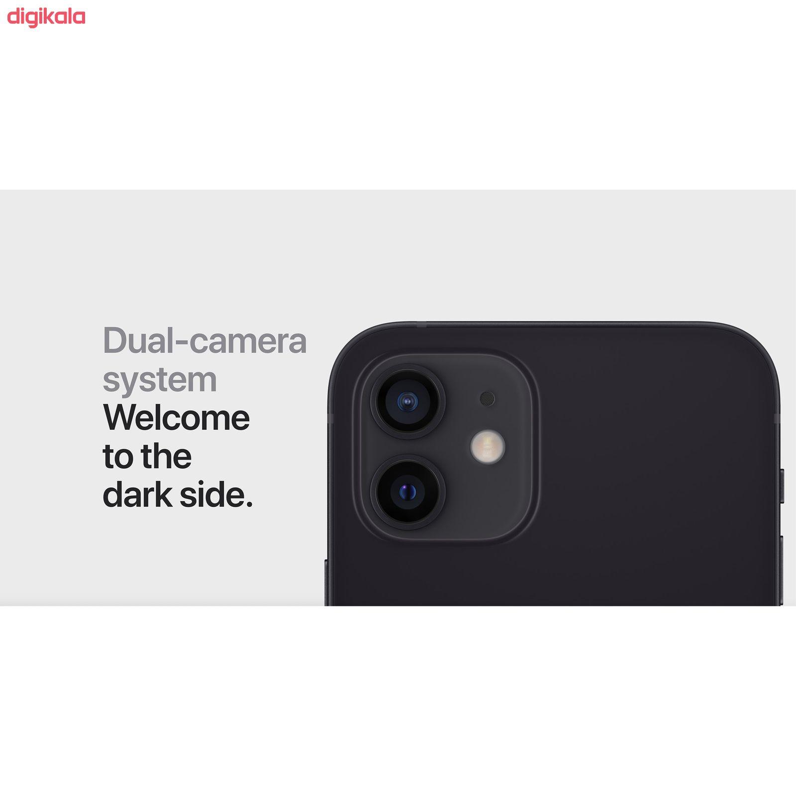 گوشی موبایل اپل مدل iPhone 12 A2404 دو سیم کارت ظرفیت 256 گیگابایت  main 1 5