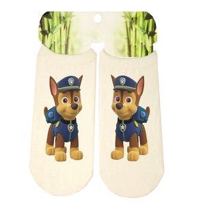جوراب پسرانه طرح سگ های نگهبان کد SCb79