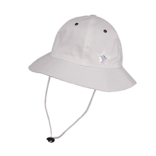 کلاه آفتابگیر بچگانه طرح گل کد KOB-30