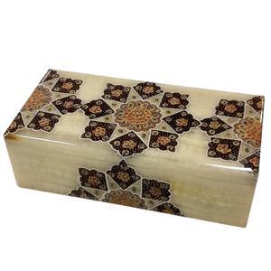 جعبه سنگی طرح هشت پر کد 102
