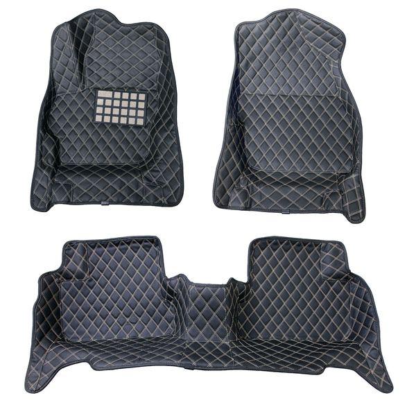 کفپوش سه بعدی خودرو مدل AMG مناسب برای مزدا 3 نیو