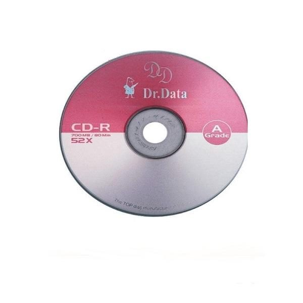 سی دی خام دکتر دیتا مدل D.d بسته 15 عددی