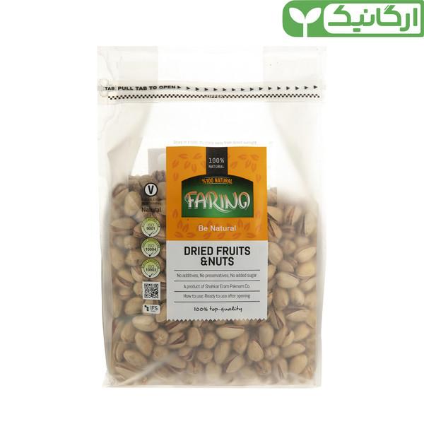 پسته ارگانیک فرینو - 900 گرم