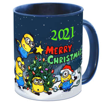 ماگ مدل کریسمس کد 120 M