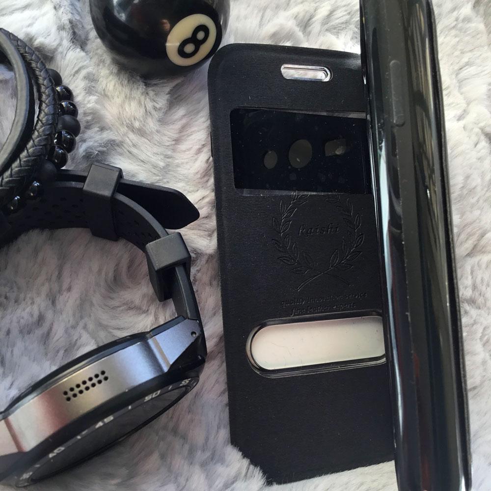 کیف کلاسوری کایشی کد S1545 مناسب برای گوشی موبایل سامسونگ Galaxy Ace NXT