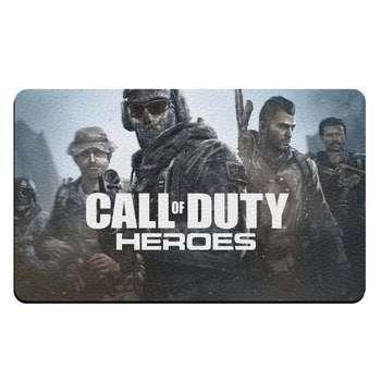 ماوس پد مخصوص بازی طرح Call of Duty مدل MOUB-516