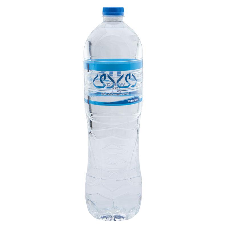 آب معدنی دی دی واتر - 1.5 لیتر