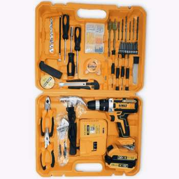 مجموعه 125 عددی ابزار مدل As12gH