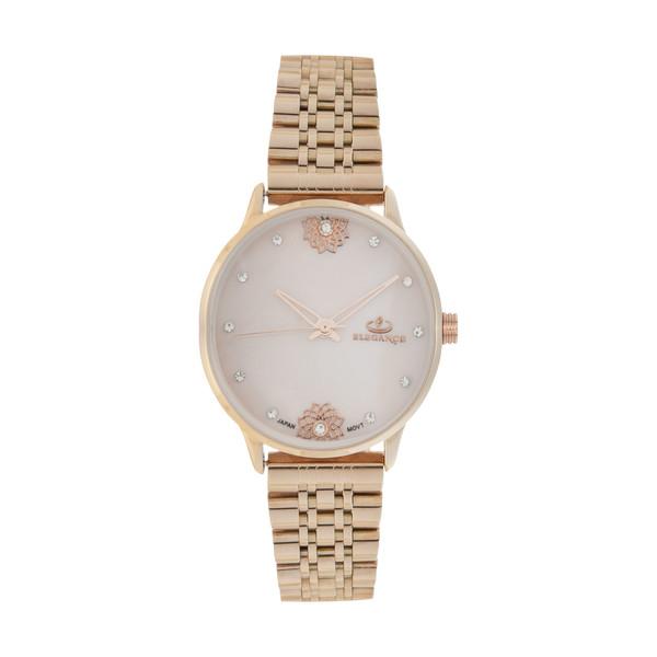 ساعت مچی عقربه ای زنانه الگانس مدل 1-8846
