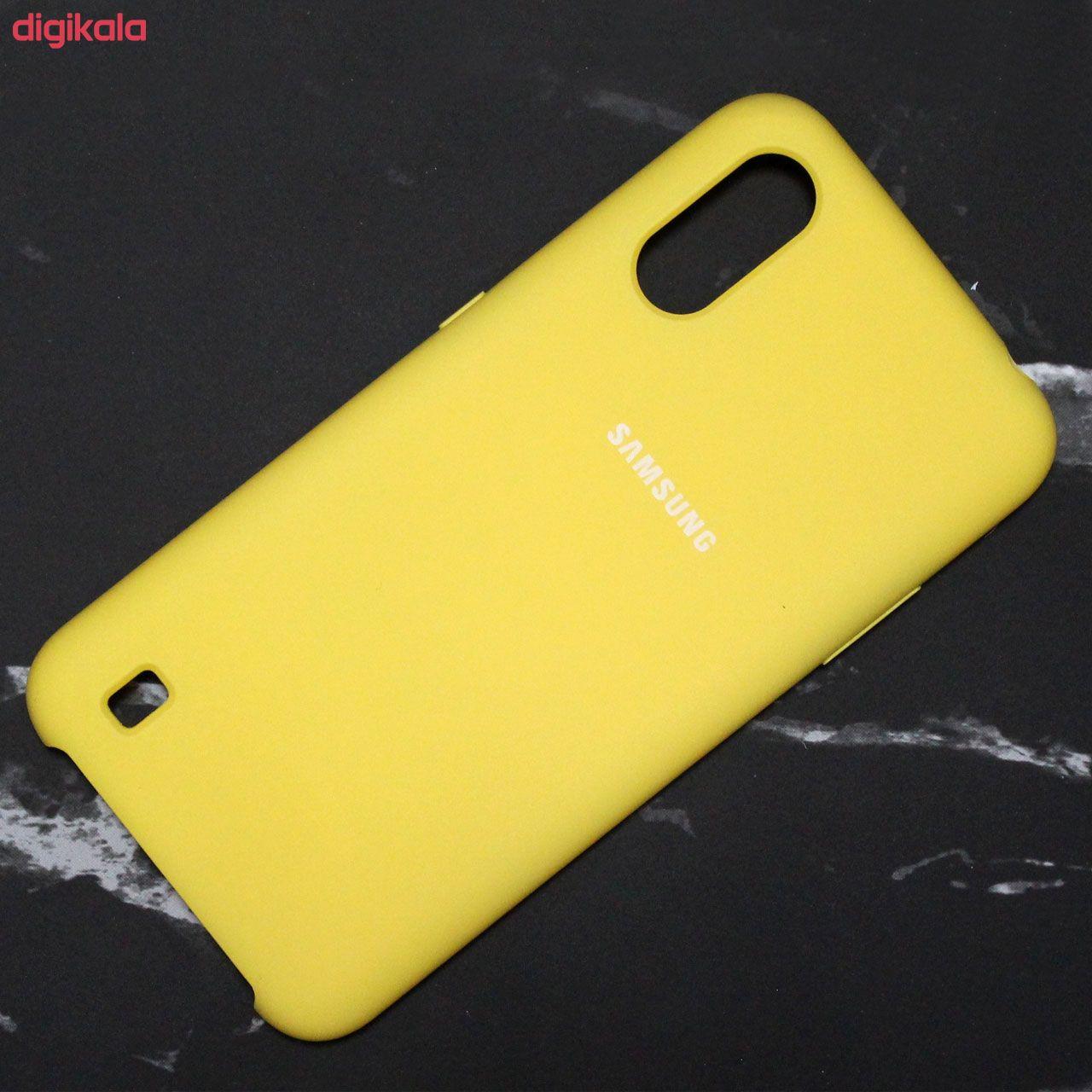 کاور مدل SLCN مناسب برای گوشی موبایل سامسونگ Galaxy A01 main 1 13