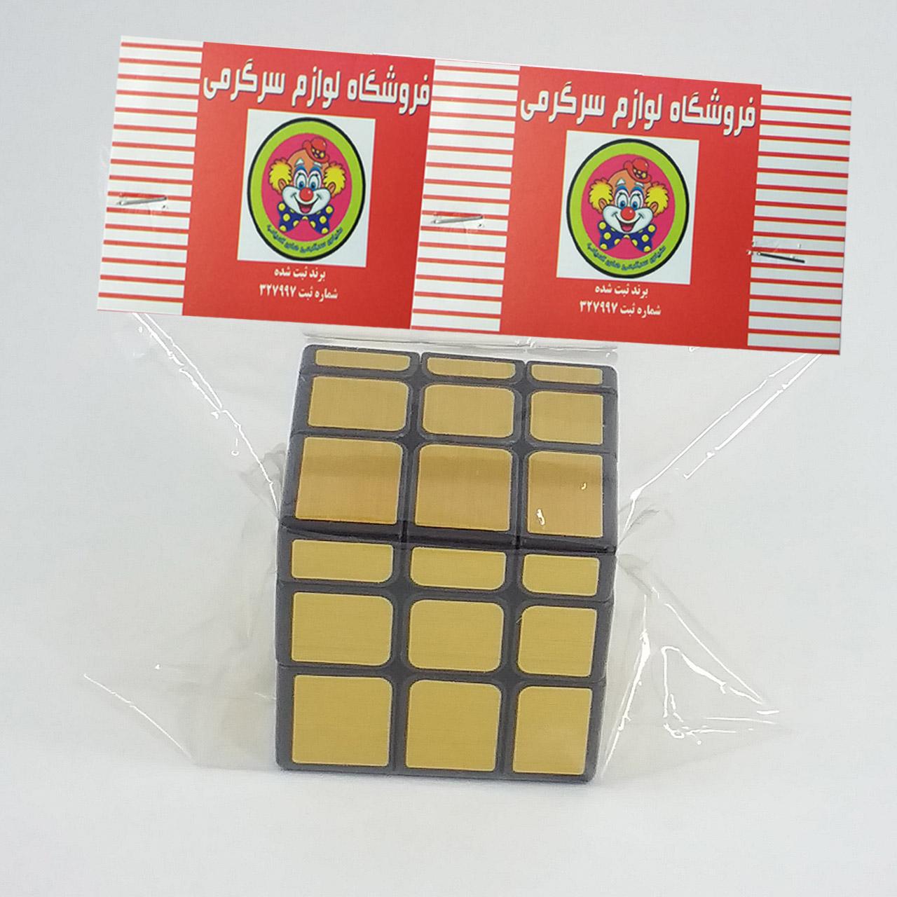 مکعب روبیک دنیای سرگرمی های کمیاب مدل DSK2250