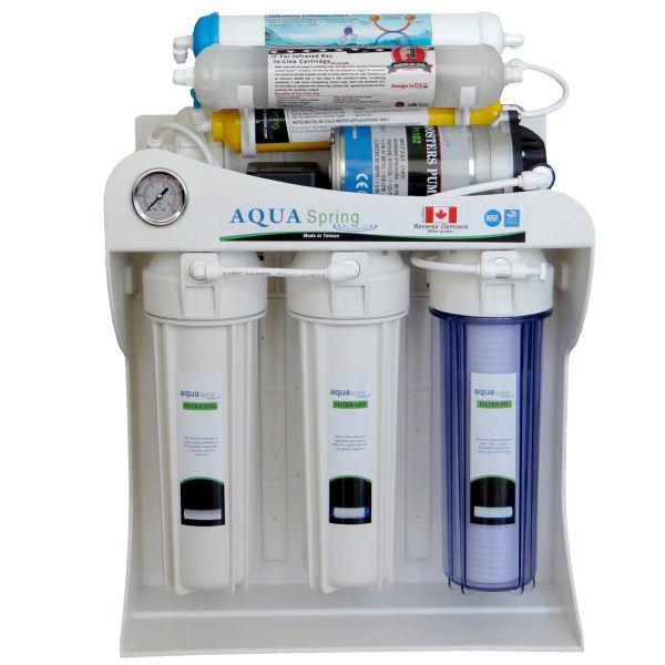 دستگاه تصفیه کننده آب آکوآ اسپرینگ مدل UF - SF3300