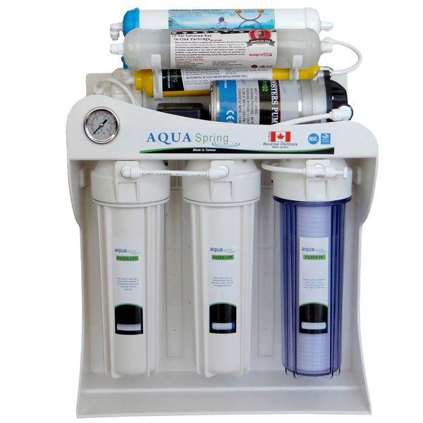 دستگاه تصفیه کننده آب آکوآ اسپرینگ مدل RO-SF3250