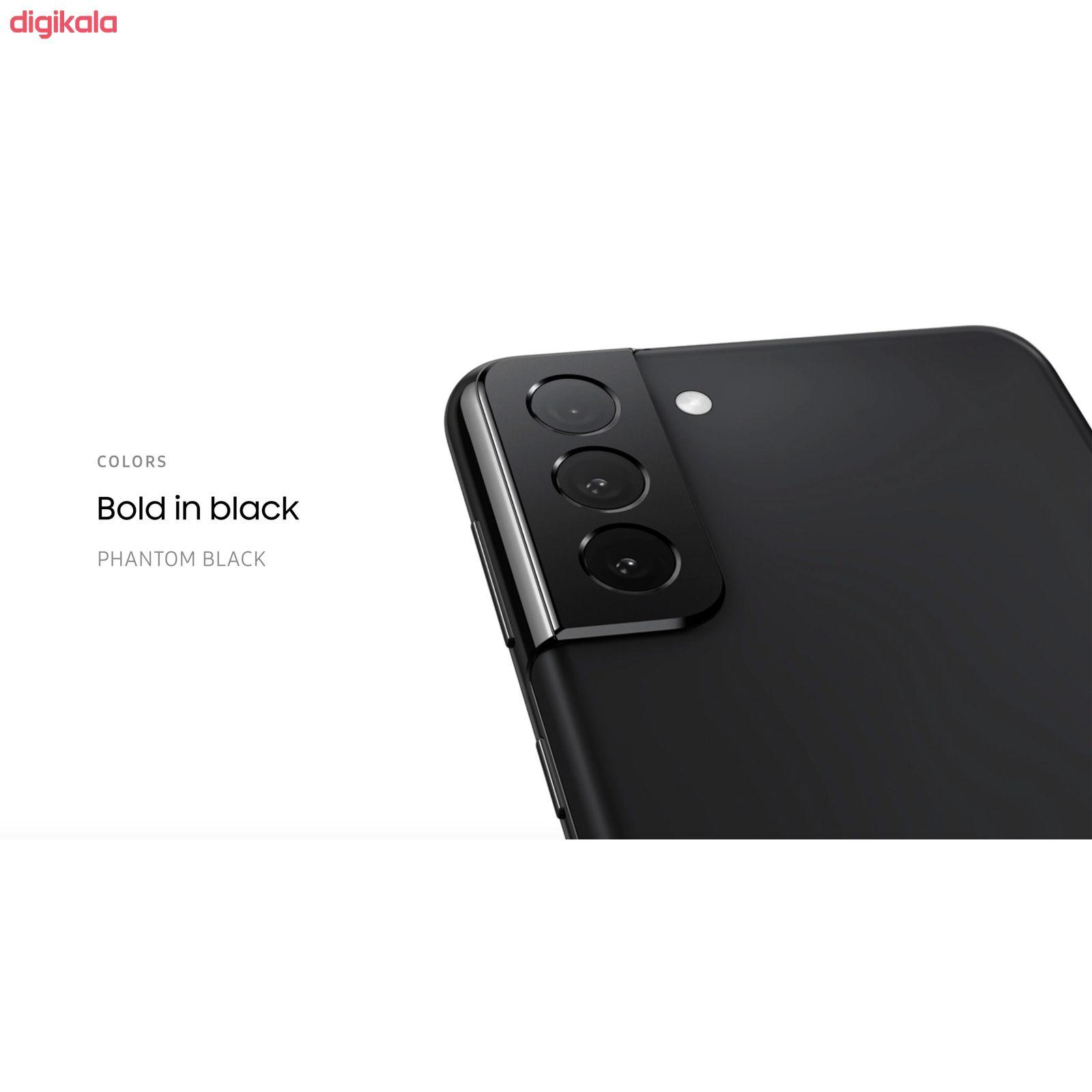 گوشی موبایل سامسونگ مدل Galaxy S21 Plus 5G SM-G996B/DS دو سیم کارت ظرفیت 256 گیگابایت و رم 8 گیگابایت main 1 11