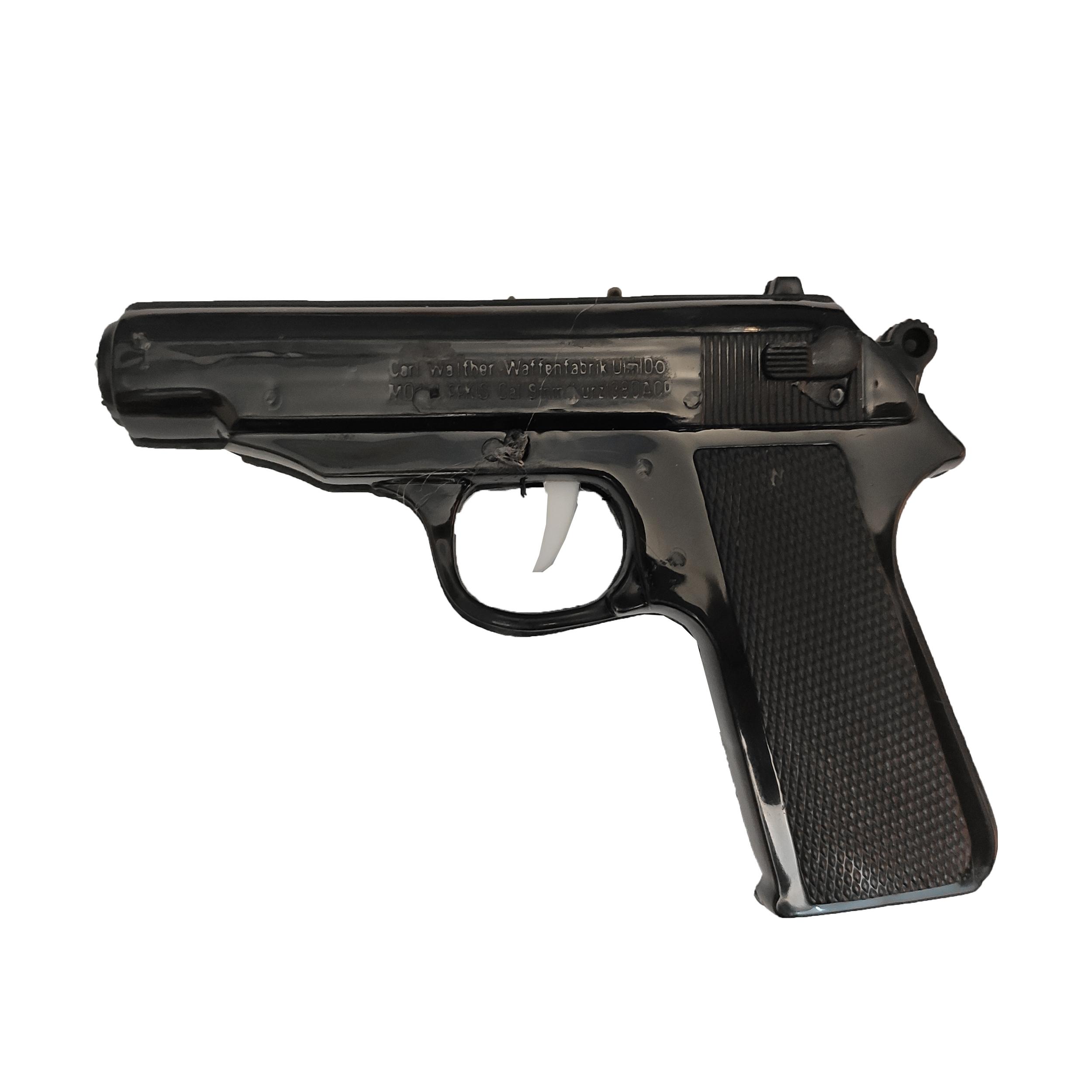 تفنگ بازی مدل پلیس کد p1 مجموعه 11 عددی main 1 2