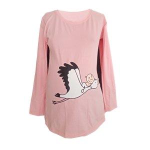 تی شرت بارداری مدل لک لک کد 40059000010