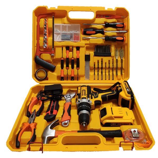 مجموعه 125 عددی ابزار مدل As12gH غیر اصل