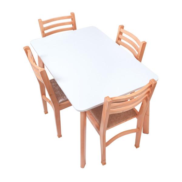 میز و صندلی ناهار خوری گنجینه مدل نایت