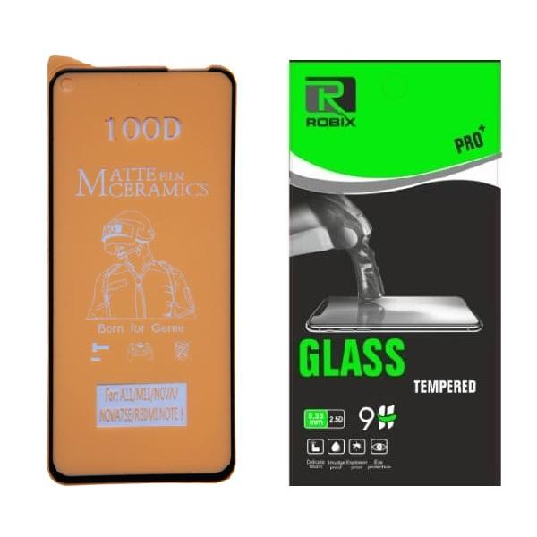 محافظ صفحه نمایش مات روبیکس مدل CR-A11 مناسب برای گوشی موبایل سامسونگ Galaxy A11 بسته 2عددی