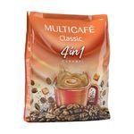 پودر قهوه فوری 1 × 4 کلاسیک مولتی کافه - 18 گرم بسته 24 عددی thumb