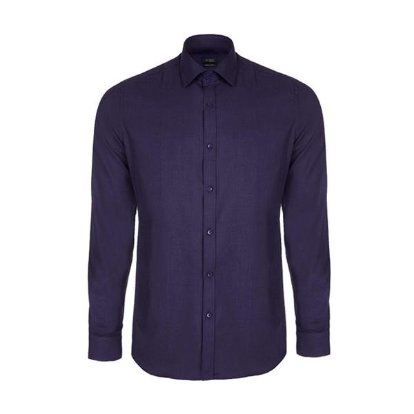 پیراهن آستین بلند مردانه ال آر سی مدل S5791